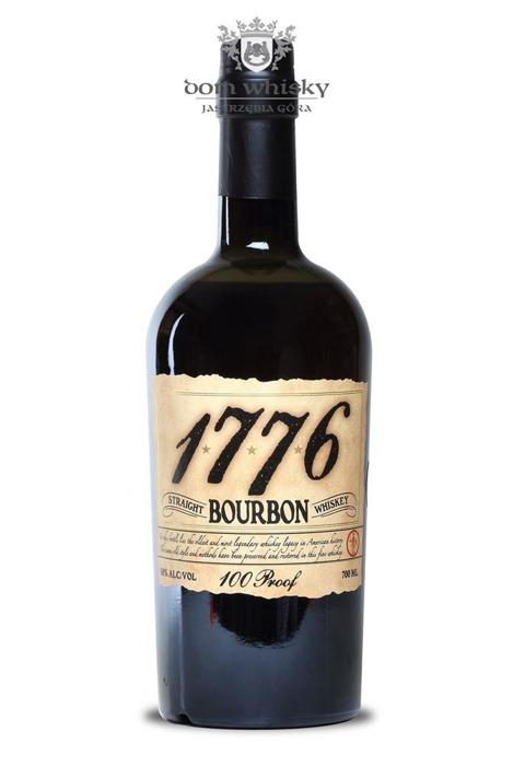 1776 James E. Pepper Bourbon / 50% / 0,7l