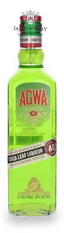 Agwa De Boliwia Coca Leaf Liquor / 30% / 0,7l