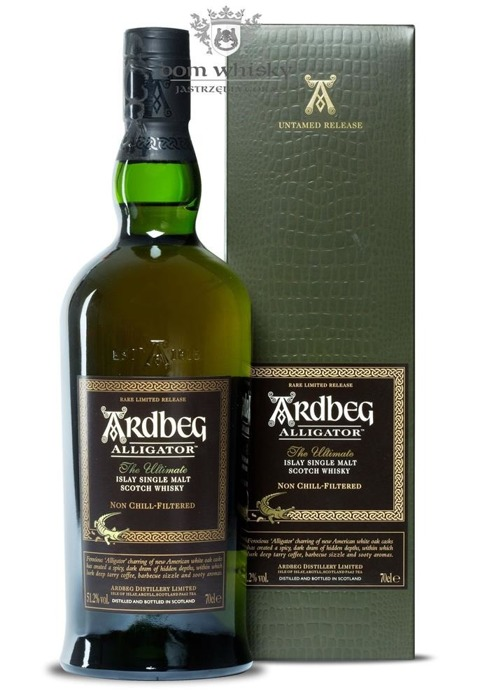 Ardbeg Alligator (2011 Release) / 51,2% / 0,7l
