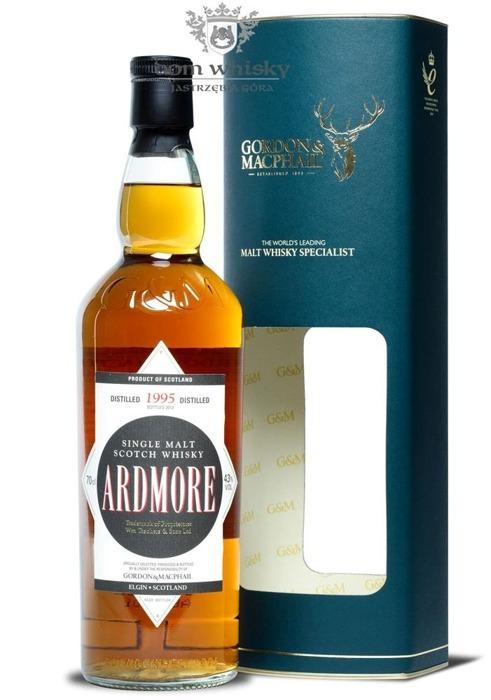 Ardmore 1995 (Bottled 2012) Gordon & MacPhail / 43% / 0,7l