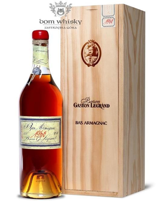 Armagnac Baron Gaston Legrand 1960 / 40% / 0,7l