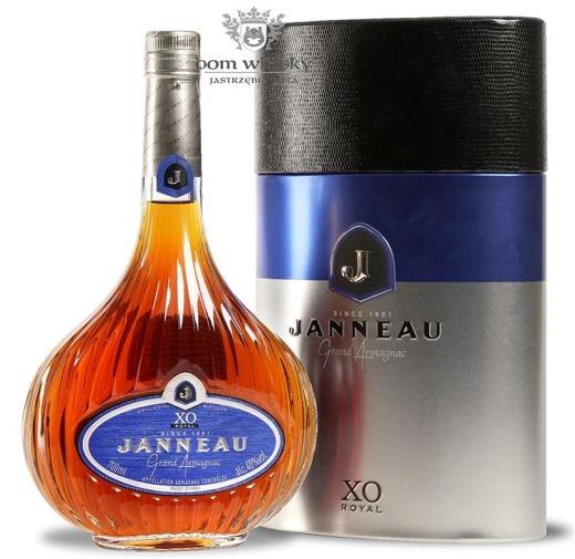 Armagnac Janneau XO Royal / 40% / 0,7l