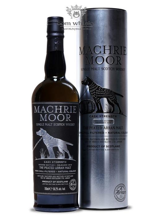Arran Machrie Moor, 2th Edition / 58,2% / 0,7l