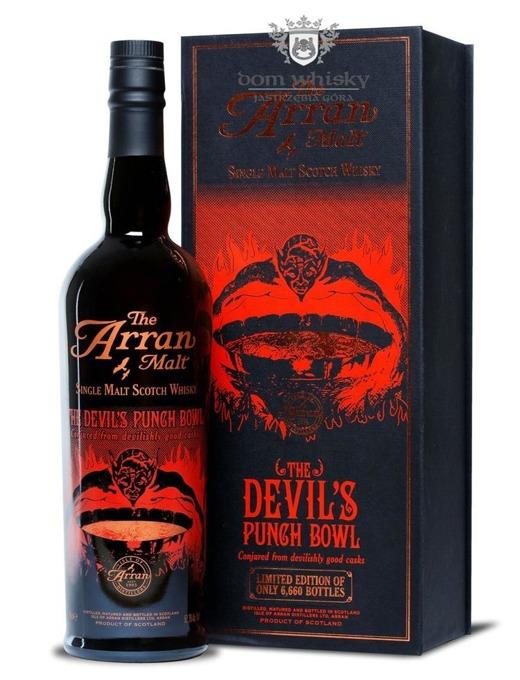 Arran The Devil's Punch Bowl Chapter I / 52,3% / 0,7l