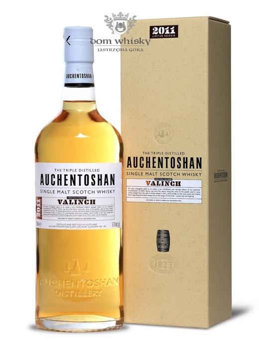 Auchentoshan Valinch 2011 / 57,5% / 0,7l