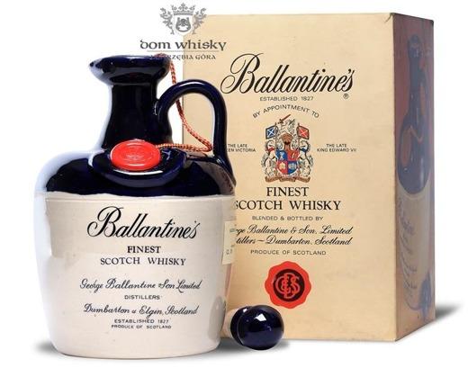 Ballantine's Finest Decanter / Bez opak./ 40% / 0,75l