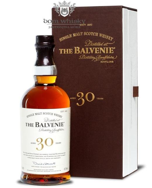 Balvenie 30-letni B.2014 / 47,3% / 0,7l