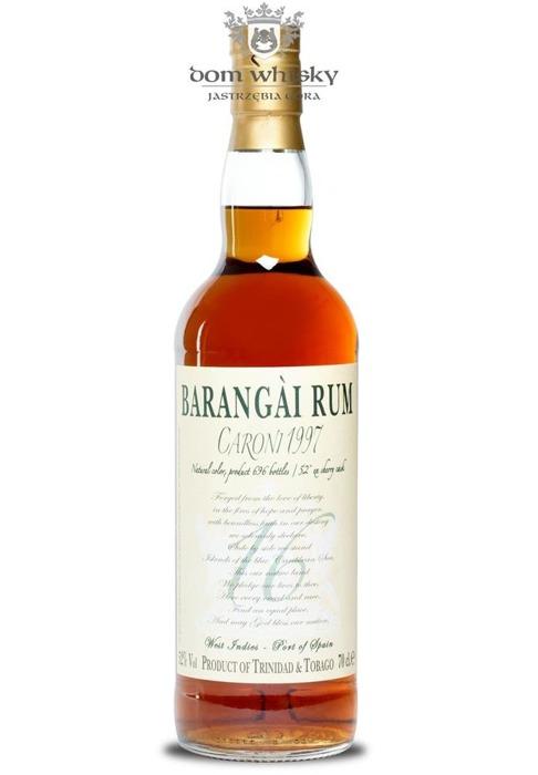 Barangai Rum Caroni 1997/ 52% / 0,7l