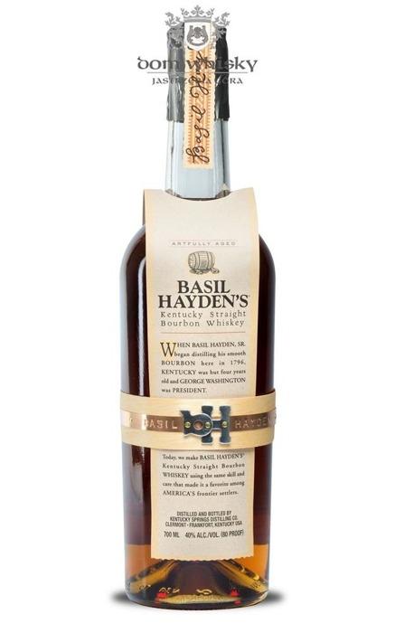 Basil Hayden's Bourbon Whiskey / 40% / 0,7l