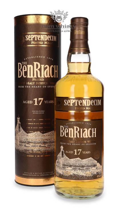 BenRiach Septendecim, 17-letni / 46% / 0,7l