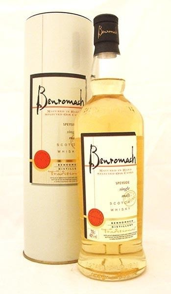Benromach Traditional / 40% / 0,7l
