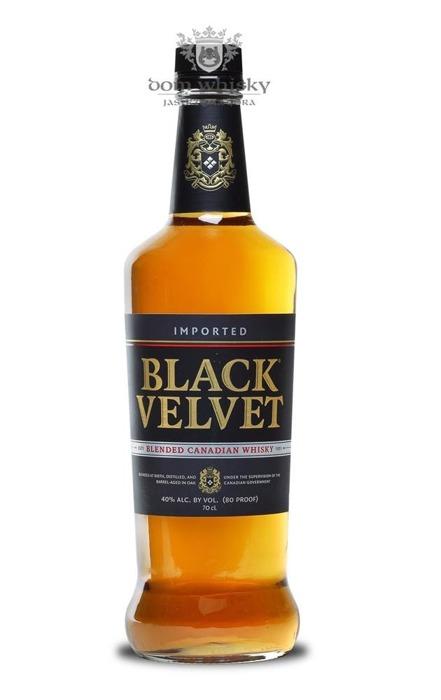 Black Velvet Canadian Whisky / 40% / 0,7l