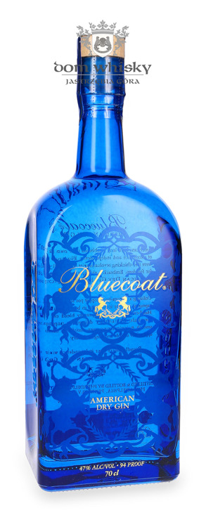Bluecoat American Dry Gin / 47% / 0,7l
