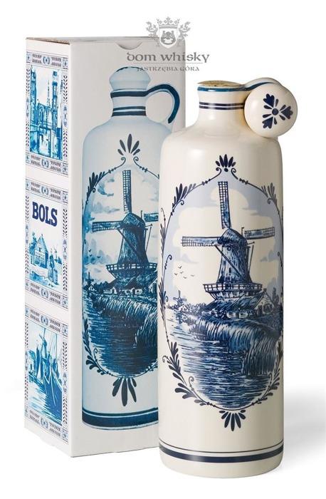 Bols Jonge Jenever Decanter Porcelana / 35% / 0,7l