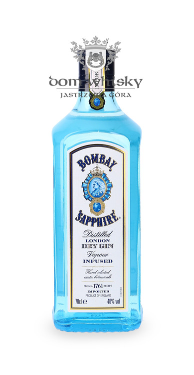 Bombay Sapphire London Dry Gin / 40% / 0,7l