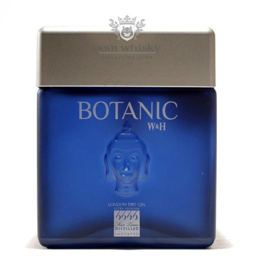 Botanic Ultra Premium London Dry Gin / 45% / 0,7l