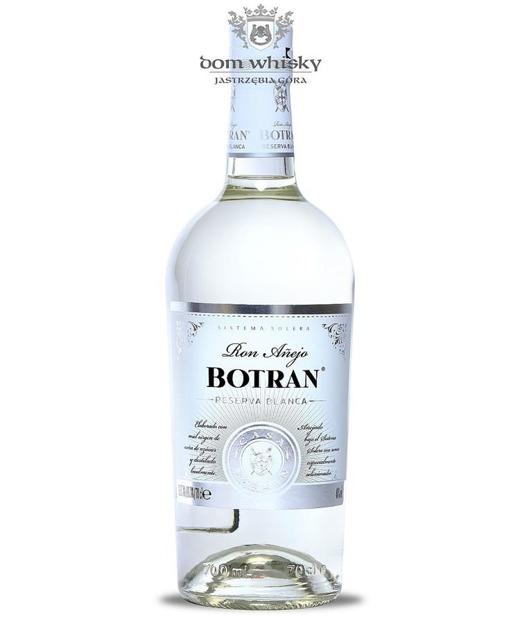 Botran Reserva Blanca Rum  (Guatemala) / 40% / 0,7l