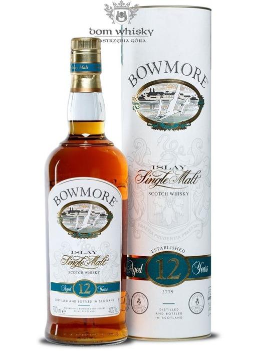 Bowmore 12-letni / 40% / 0,7l