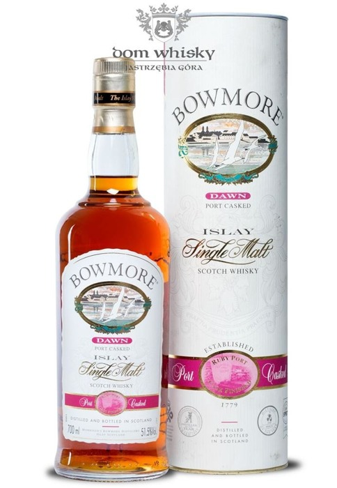 Bowmore Dawn (Port Casked) / 51,5 % / 0,7l