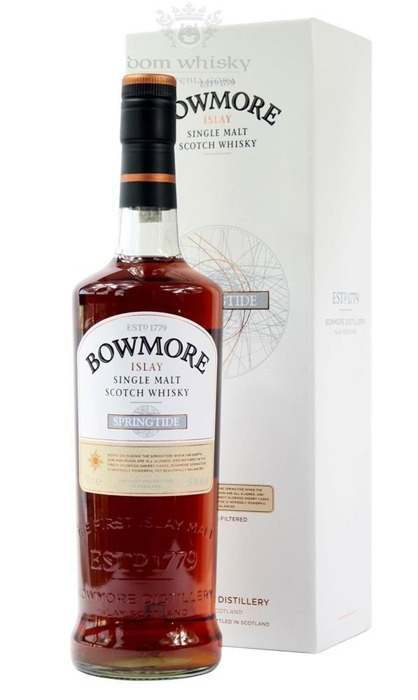 Bowmore Springtide / 54,9% / 0,7l