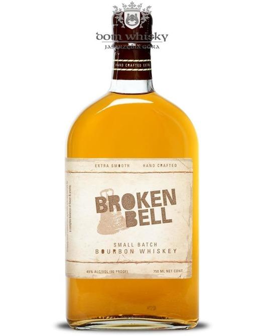 Broken Bell Small Batch Bourbon Whiskey / 45% / 0,75l