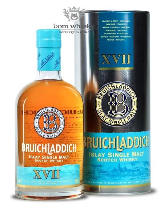 Bruichladdich XVII 17-letni / 46% / 0,7l