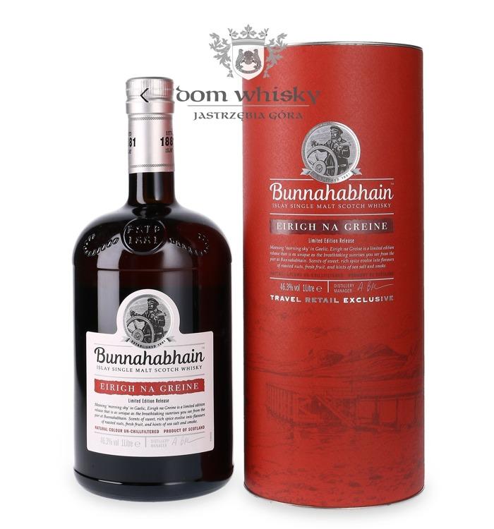 Bunnahabhain Eirigh Na Greine / 46,3% / 1,0l