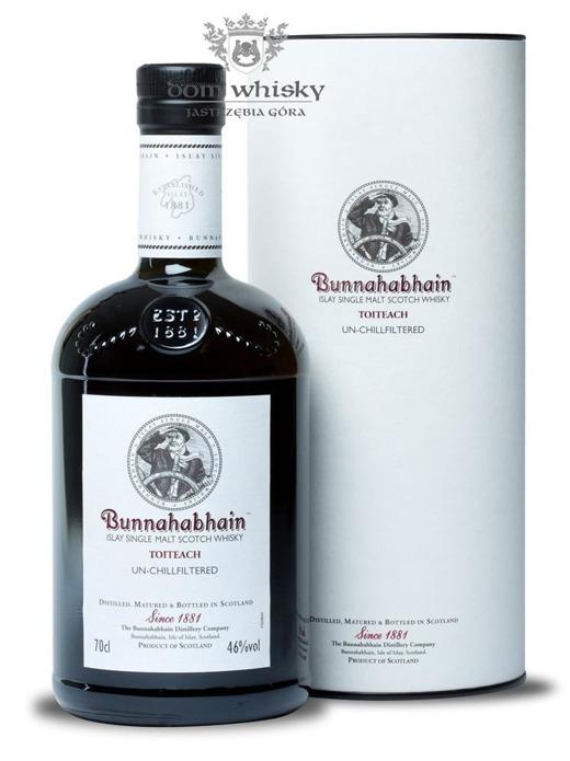 Bunnahabhain Toiteach / 46% / 0,7l