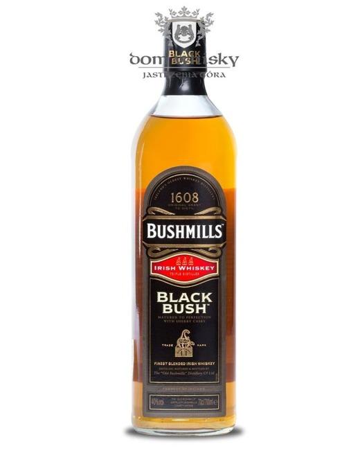 Bushmills Black Bush Old Label / 40% / 0,7l