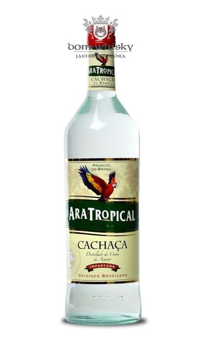 Cachaca Ara Tropical / 40% / 1,0l
