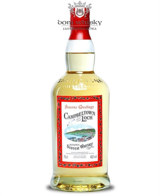 Campbeltown Loch Christmas Edition / 40% / 0,7l