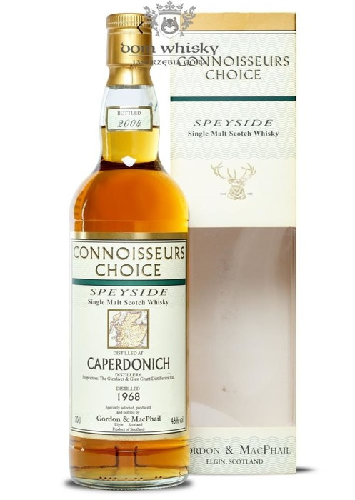 Caperdonich 1968 (B.2004)Connoisseurs Choice/46%/0,7l
