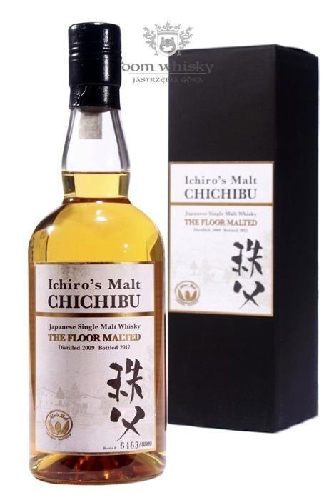 Chichibu Ichiro's Malt The Floor Malted / 50,5% / 0,7l
