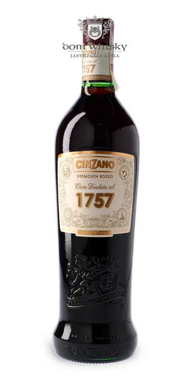Cinzano 1757 Rosso Vermouth / 16% / 1,0l