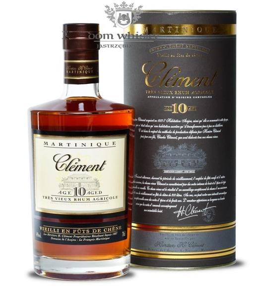 Clement 10 letni / 44% / 0,7l