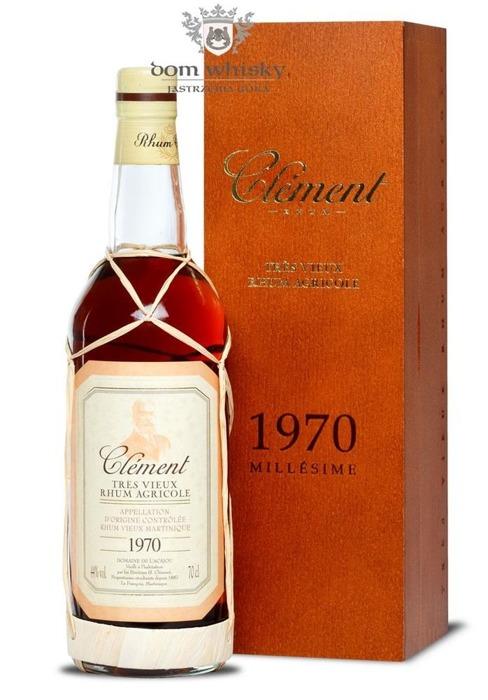Clement Vintage 1970 / 44% / 0,7l