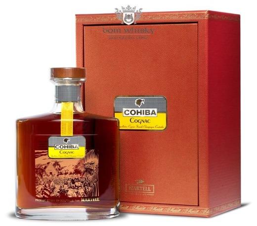 Cognac Martell COHIBA / 43% / 0,7l