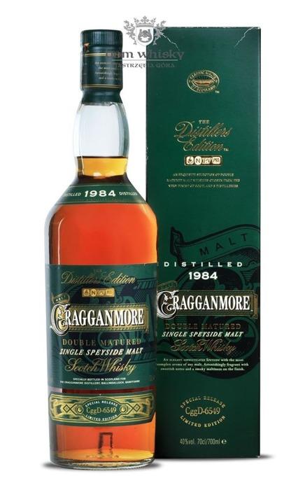 Cragganmore 1984(B.1998)Distillers Edition, Port Finish/40%/0,7l