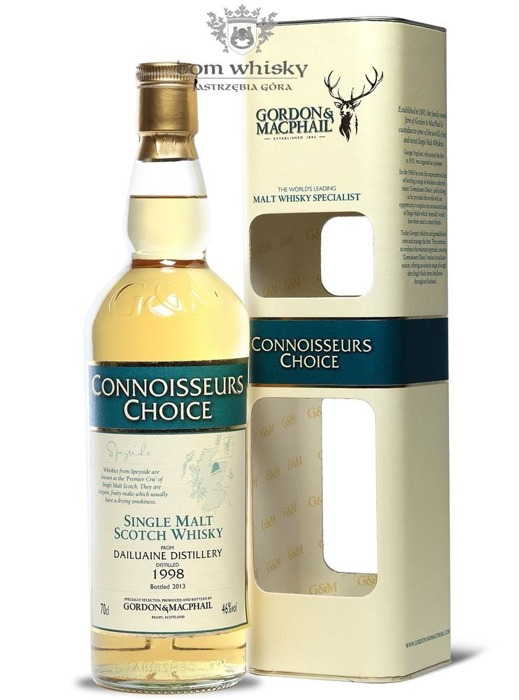 Dailuaine 1998 (Bottled 2013) Connoisseurs Choice / 46%/ 0,7l