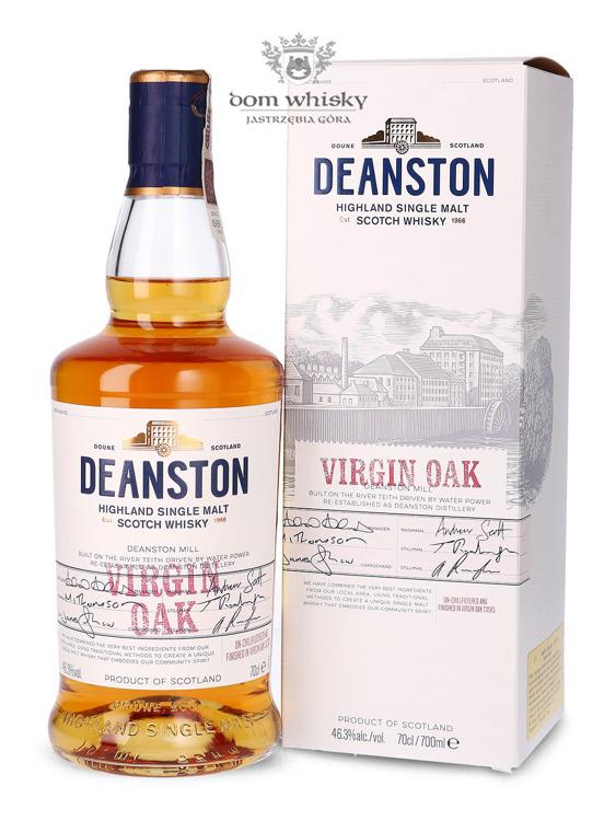 Deanston Virgin Oak / 46,3% / 0,7l