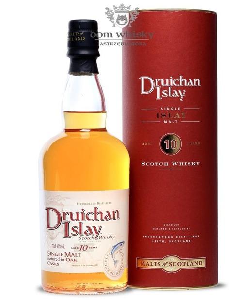 Druichan Islay 10-letni /Bez opak./ 40% / 0,7l