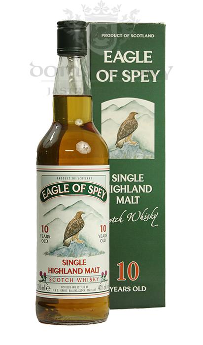 Eagle Of Spey 10-letni / 40% / 0,7l