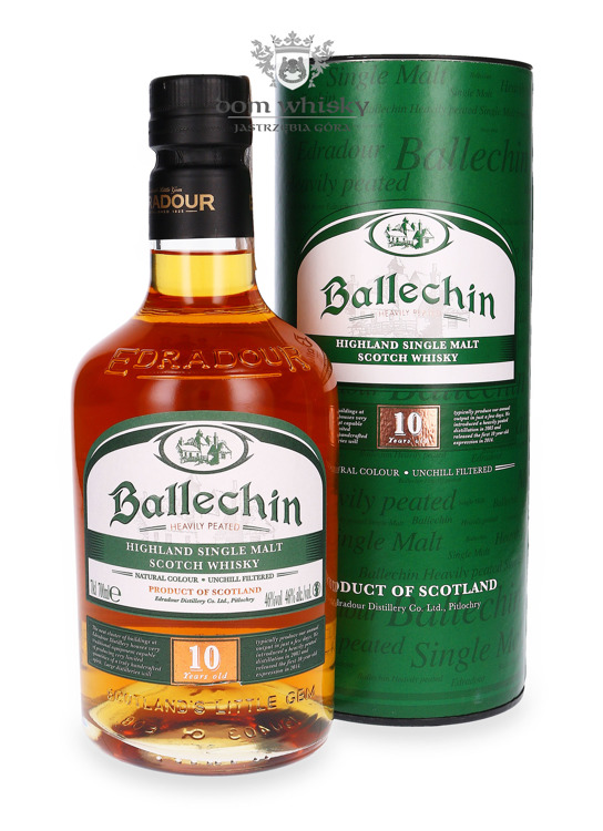 Edradour Ballechin 10-letni / 46% / 0,7l