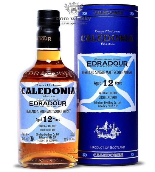 Edradour Caledonia 12-letni / 46% / 0,7l