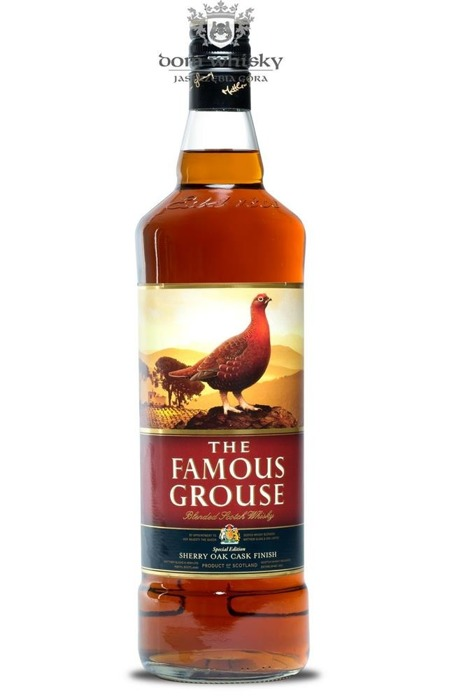 Famous Grouse Sherry Cask Finish / 40% / 1,0l