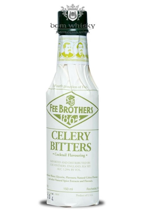 Fee Brothers Celery Bitters / 1,29% / 0,15l
