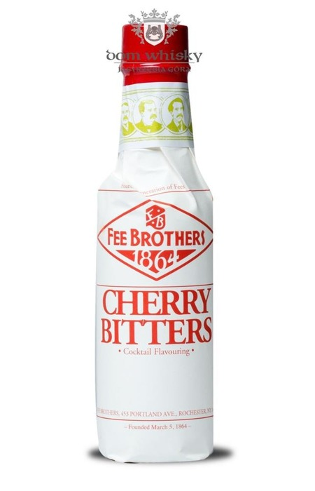 Fee Brothers Cherry Bitters / 4,80% / 0,15l