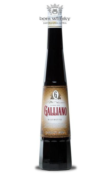 Galliano Ristretto Liqueur / 42,3 % / 0,5l