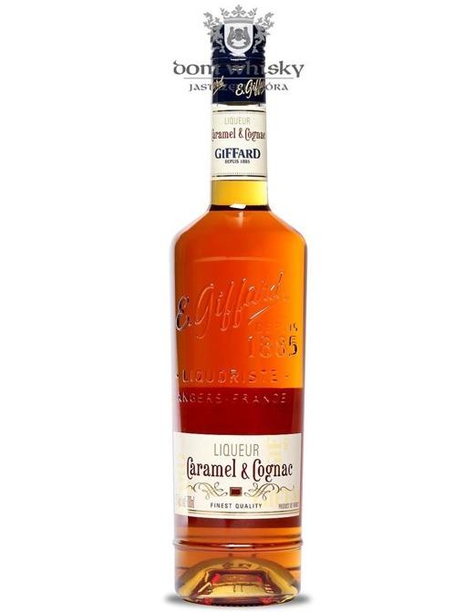Giffard Cognac Et Caramel likier barmański / 25% / 0,7l