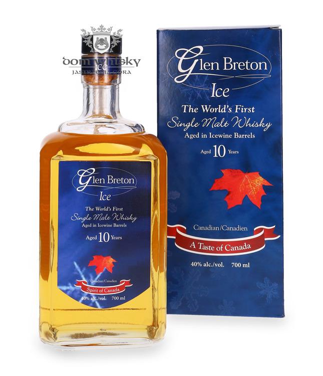 Glen Breton 10-letni ICE / 40% / 0,7l